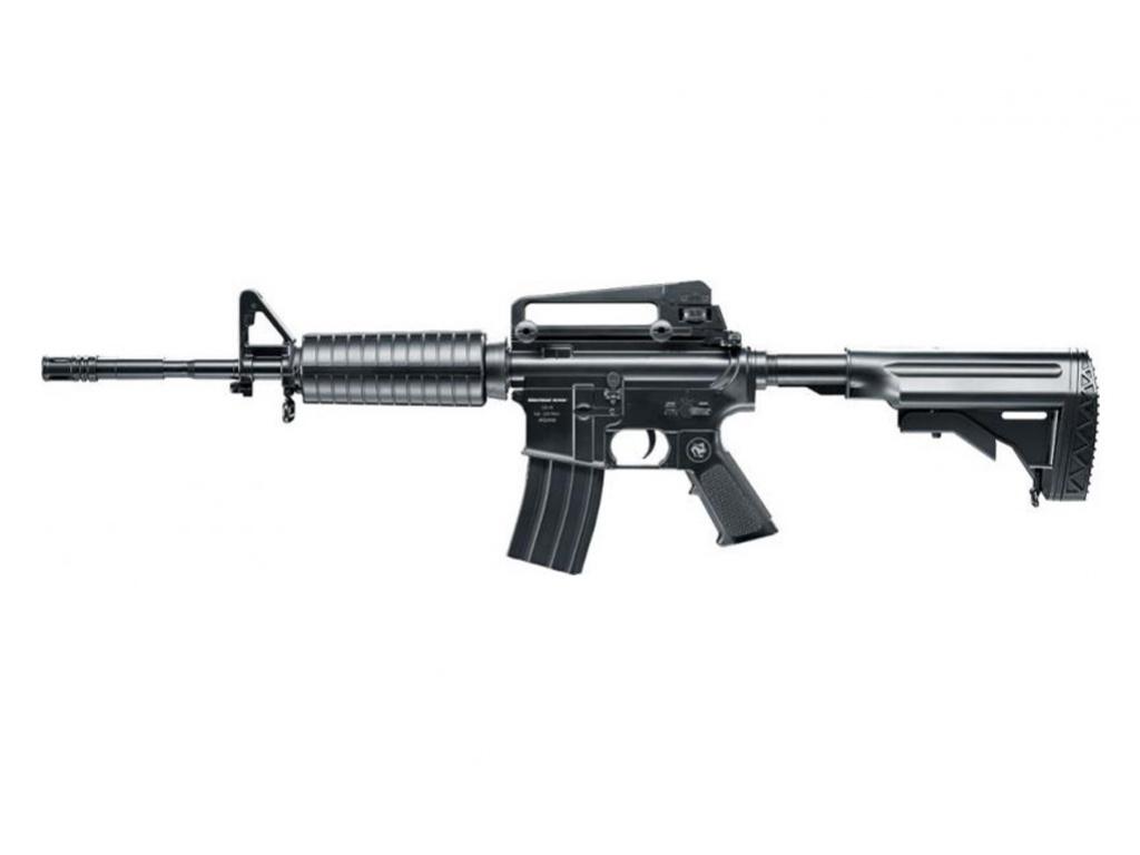 Airsoft Samopal Oberland Arms OA-15 M4 RIS CQB AEG