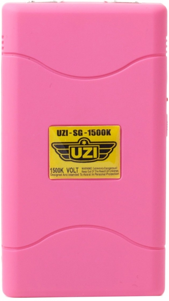 UZI 1,5 Milion Volts růžový
