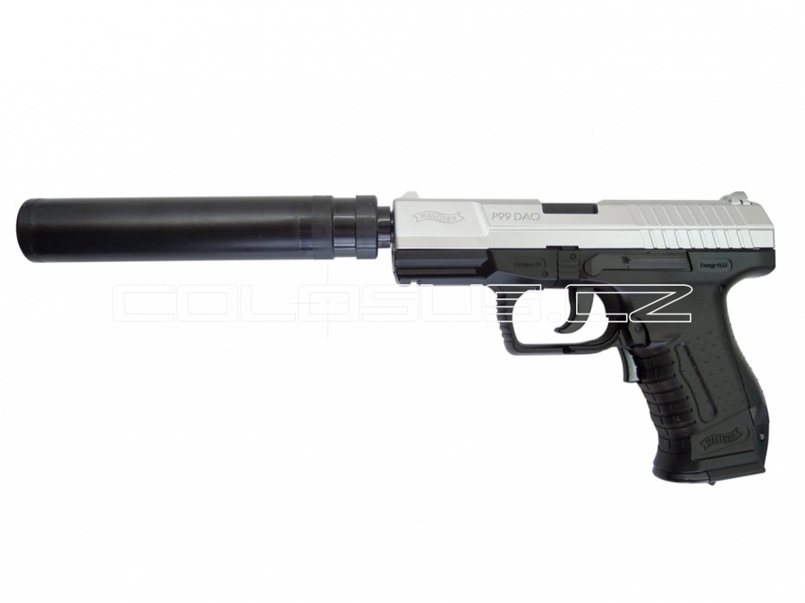 Airsoft Pistole Walther P99 XtraKit AEG