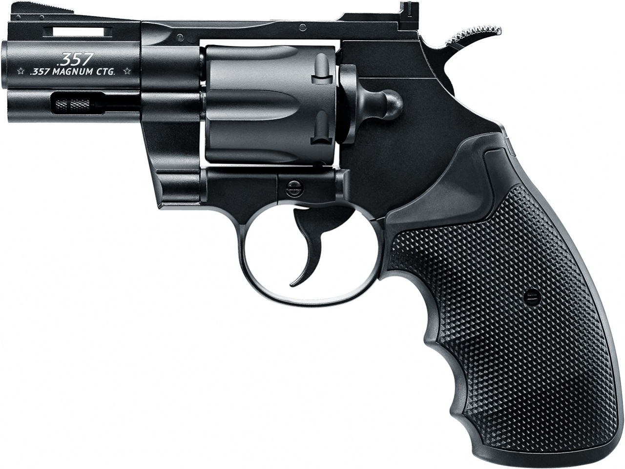 "Airsoft Revolver Legends 357 2,5"" černý AGCO2"