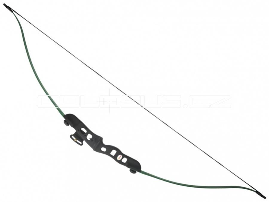 Luk Perfect Line Eraser reflexní 18lb zelený