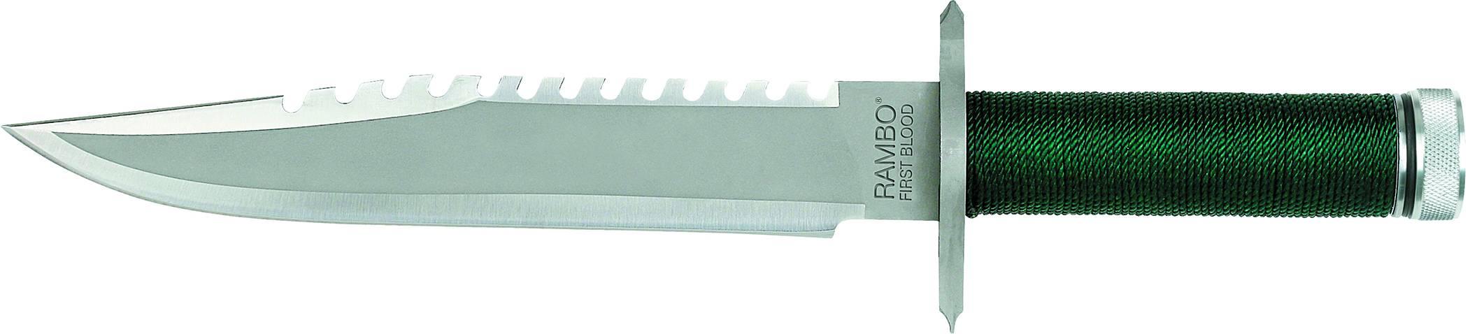 Rambo First Blood Survival Nůž (Oficiální licencovaný výrobek)