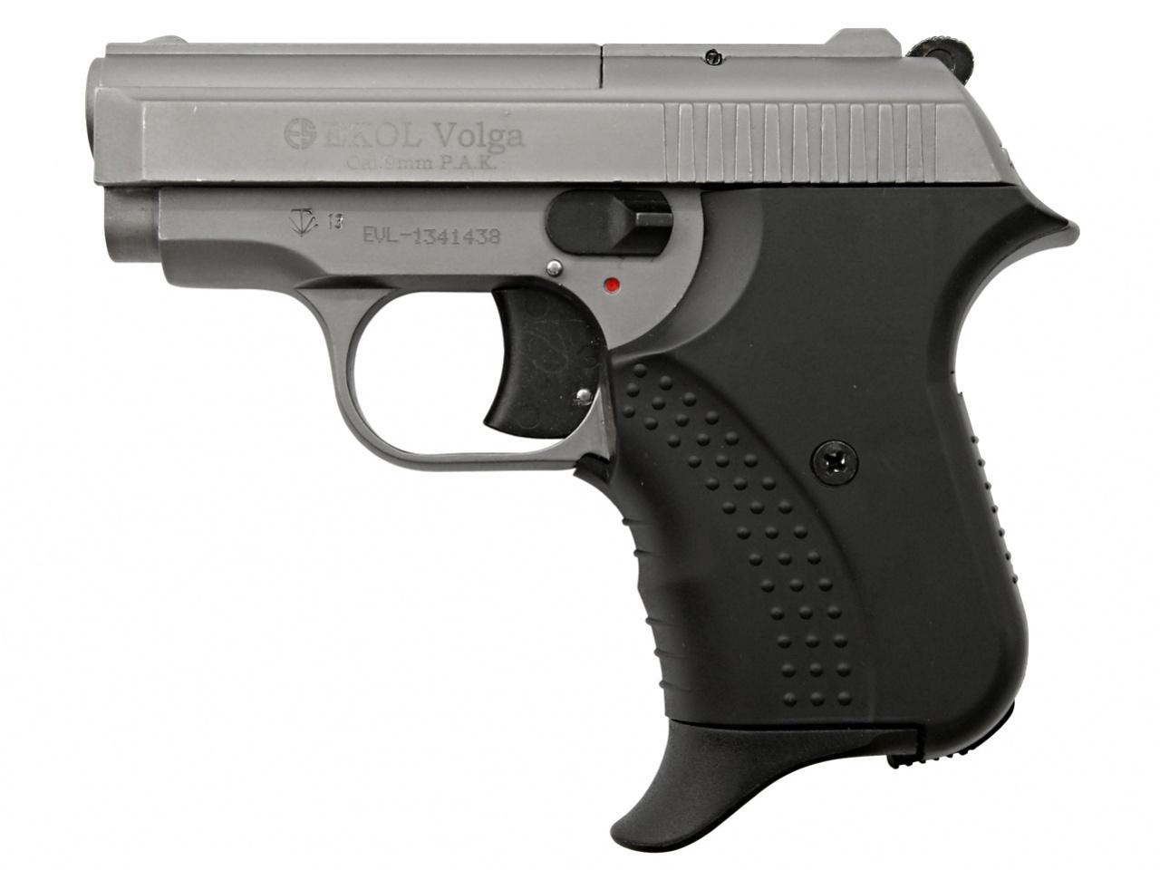 Plynová pistole Ekol Agent titan cal.9mm