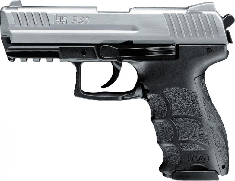 Plynová pistole Heckler&Koch P30 bicolor cal.9mm