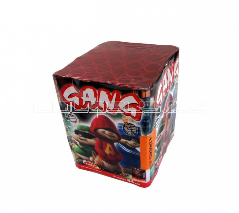 Pyrotechnika Kompakt 24ran Gang