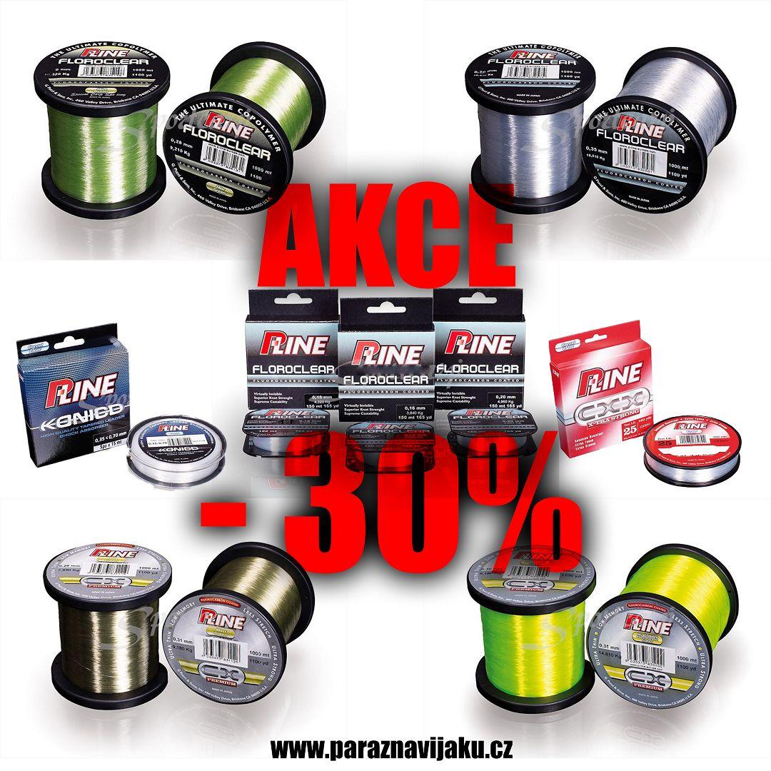 !! AKCE P-LINE -30% !!