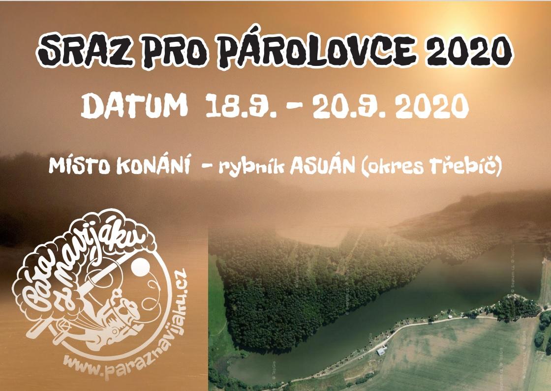 SRAZ PRO PÁROLOVCE 2020
