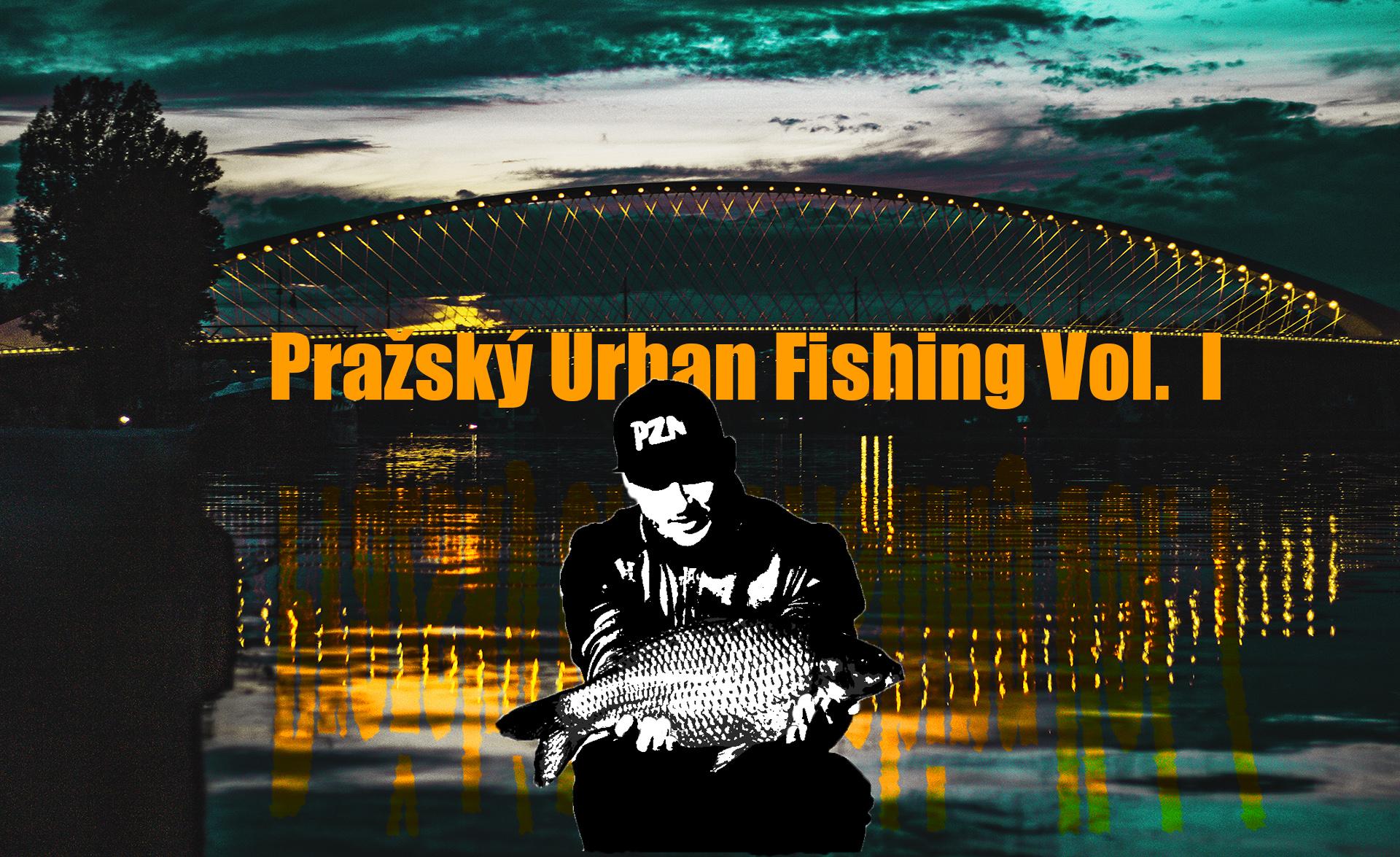 VIDEO - Pražský Urban Fishing Vol. I
