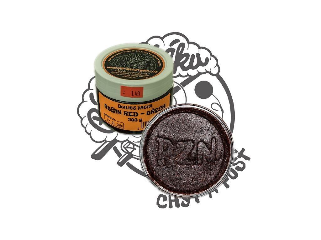 Pasta Robin Red - Ořech - 300 g