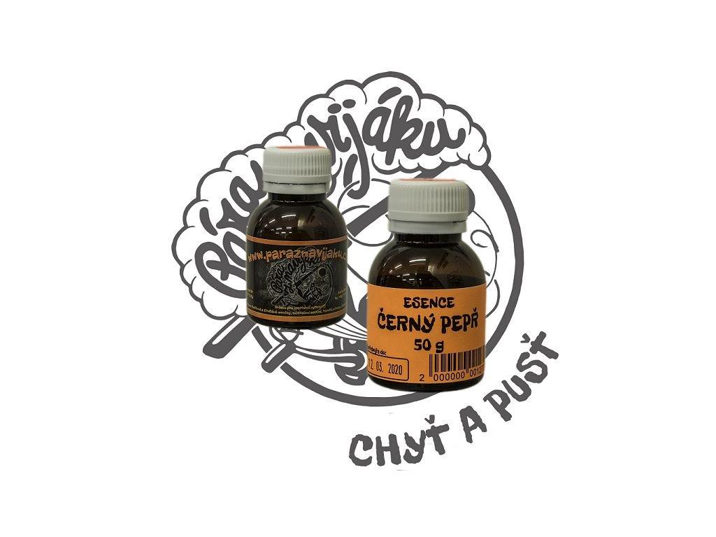 Esence Černý pepř - 50 g, kořeněné