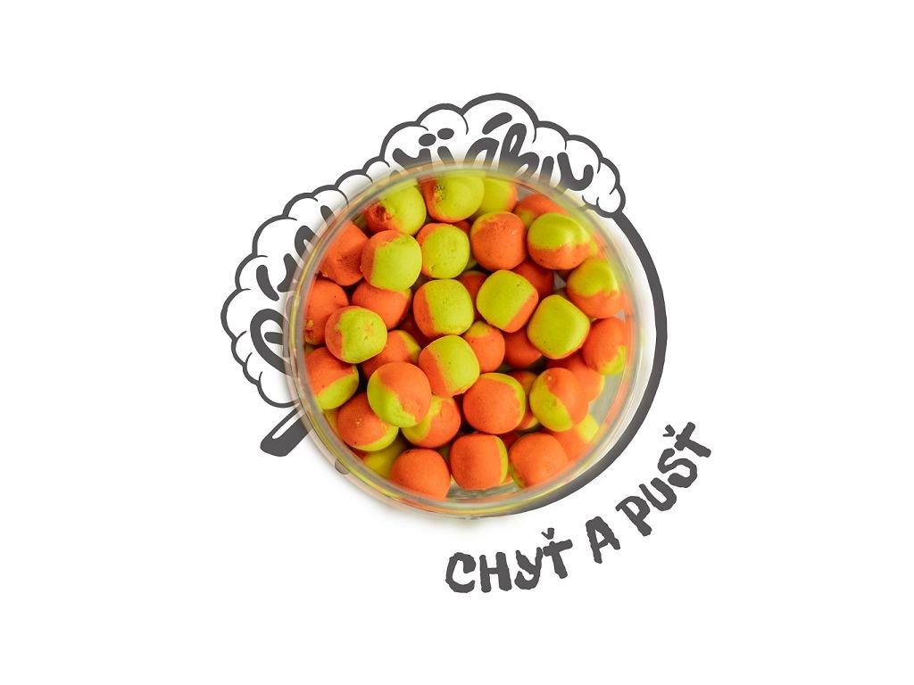 POP-UP Česnek žlutooranžová - pr. 18 mm, 150 ml