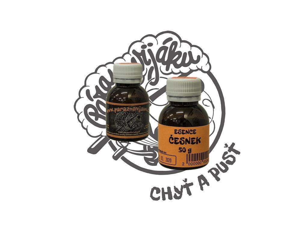 Esence Česnek - 50 g, kořeněné