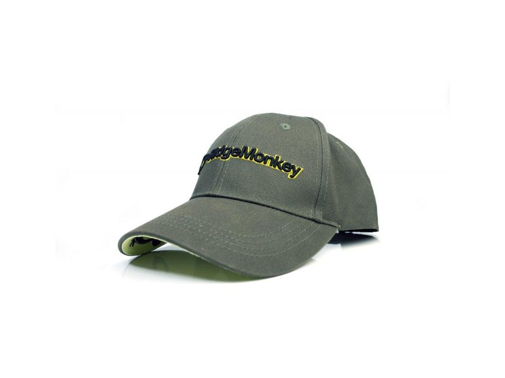 Ridgemonkey Kšiltovka Baseball Cap Zelená