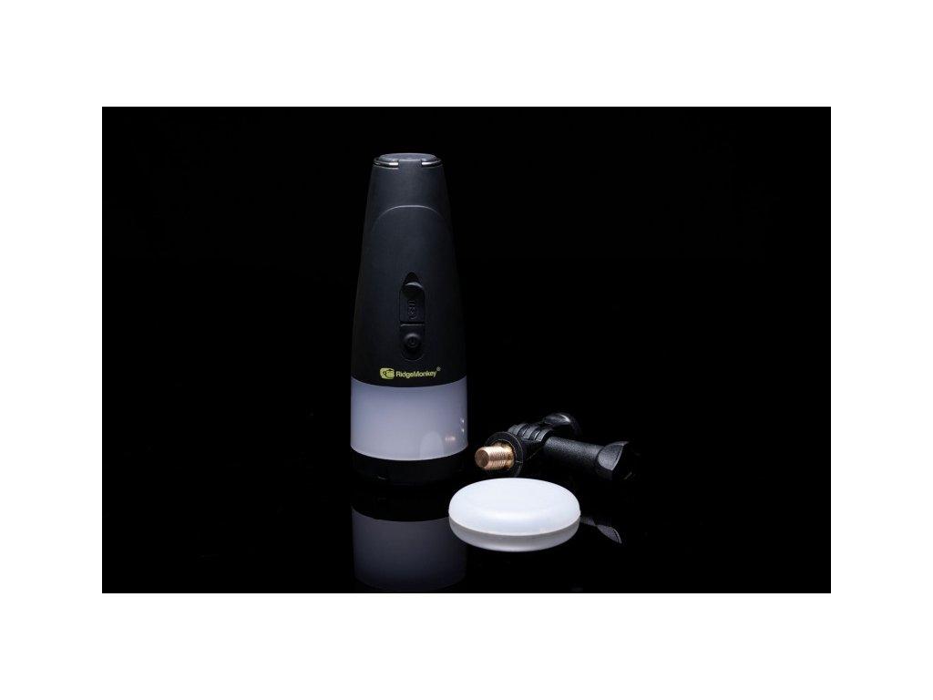 RidgeMonkey Multi Lite Plus,  multifunkční svítilna