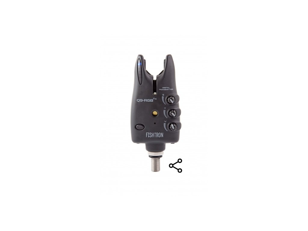 Flajzar FISHTRON Q9 RGB TX