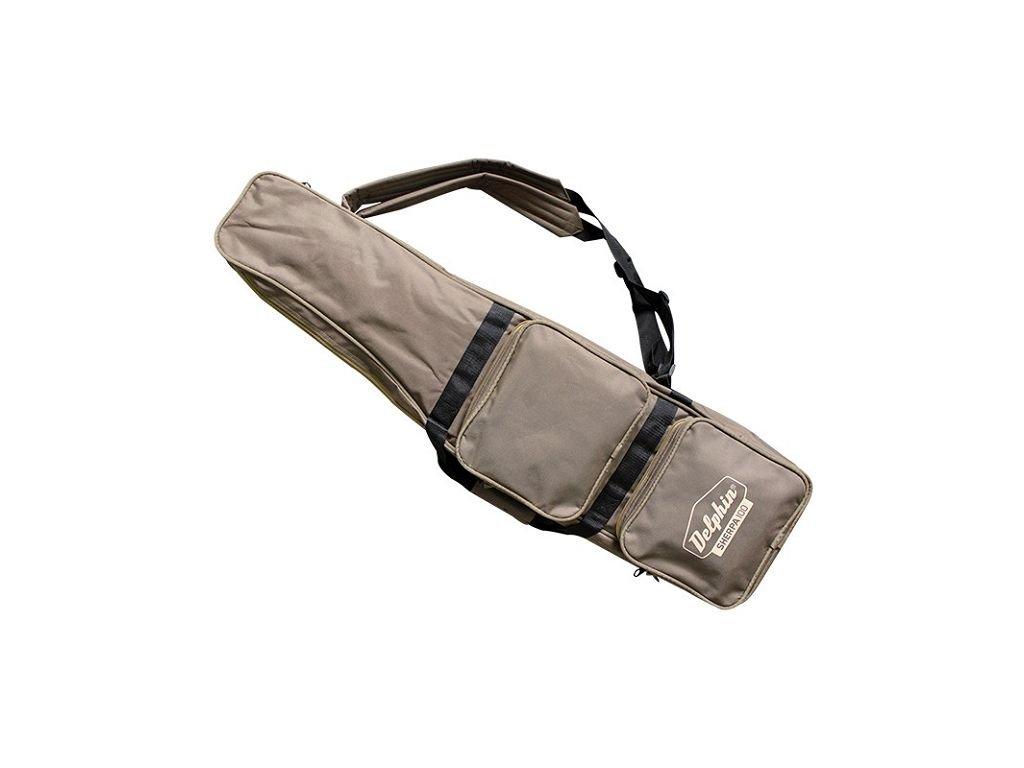 Pouzdro DELPHIN Sherpa 100/2.5 komorové - 100cm