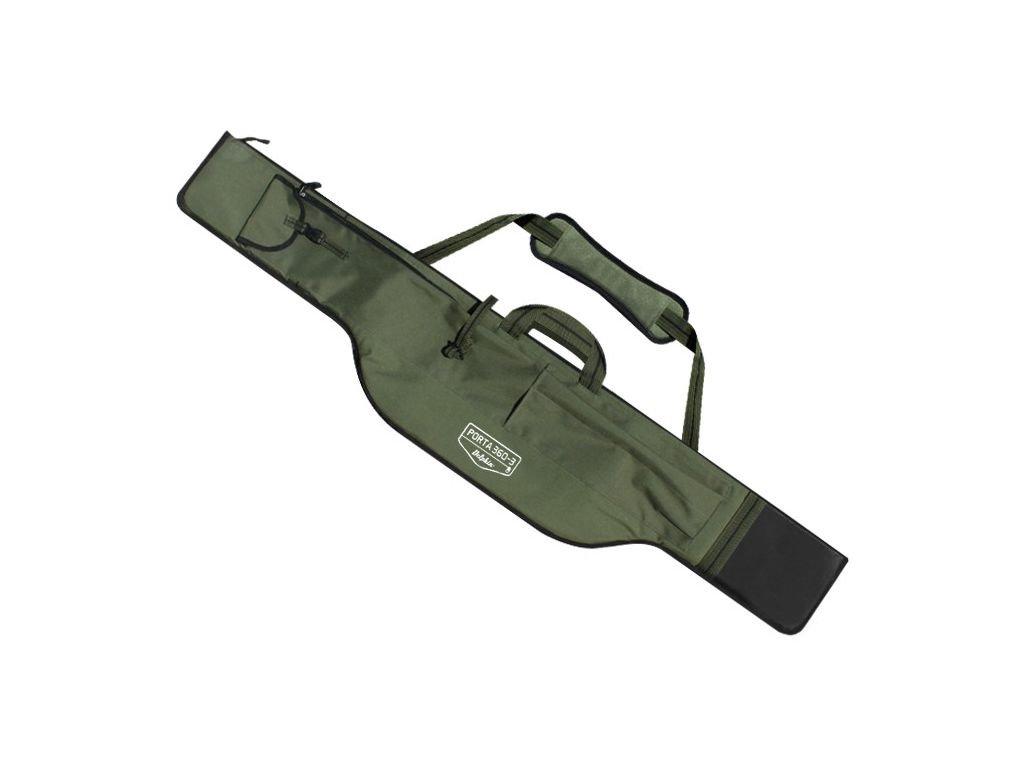 DELPHIN Dvoukomorové pouzdro PORTA 360-3 / dlouhá kapsa - 140cm