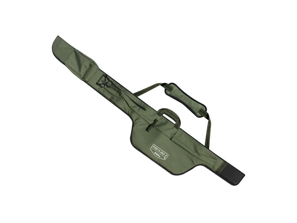 DELPHIN Dvoukomorové pouzdro PORTA 360-2 / dlouhá kapsa - 200cm