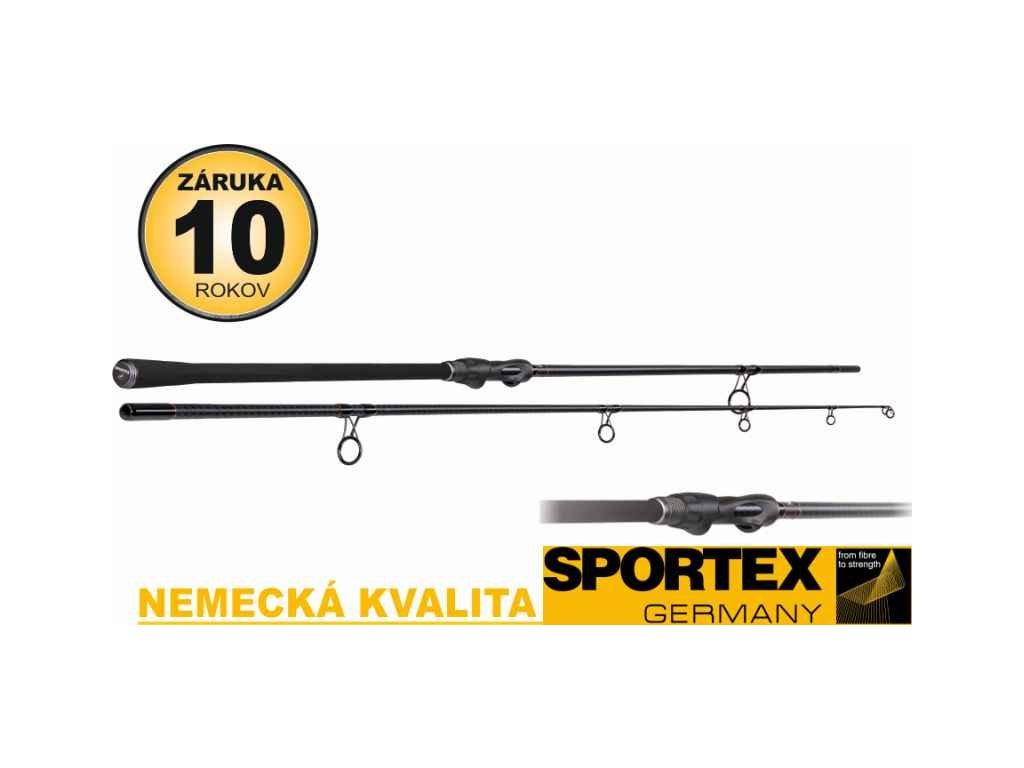 Sportex Invictus Carp 3,66 m 3,25 lb 2 díly
