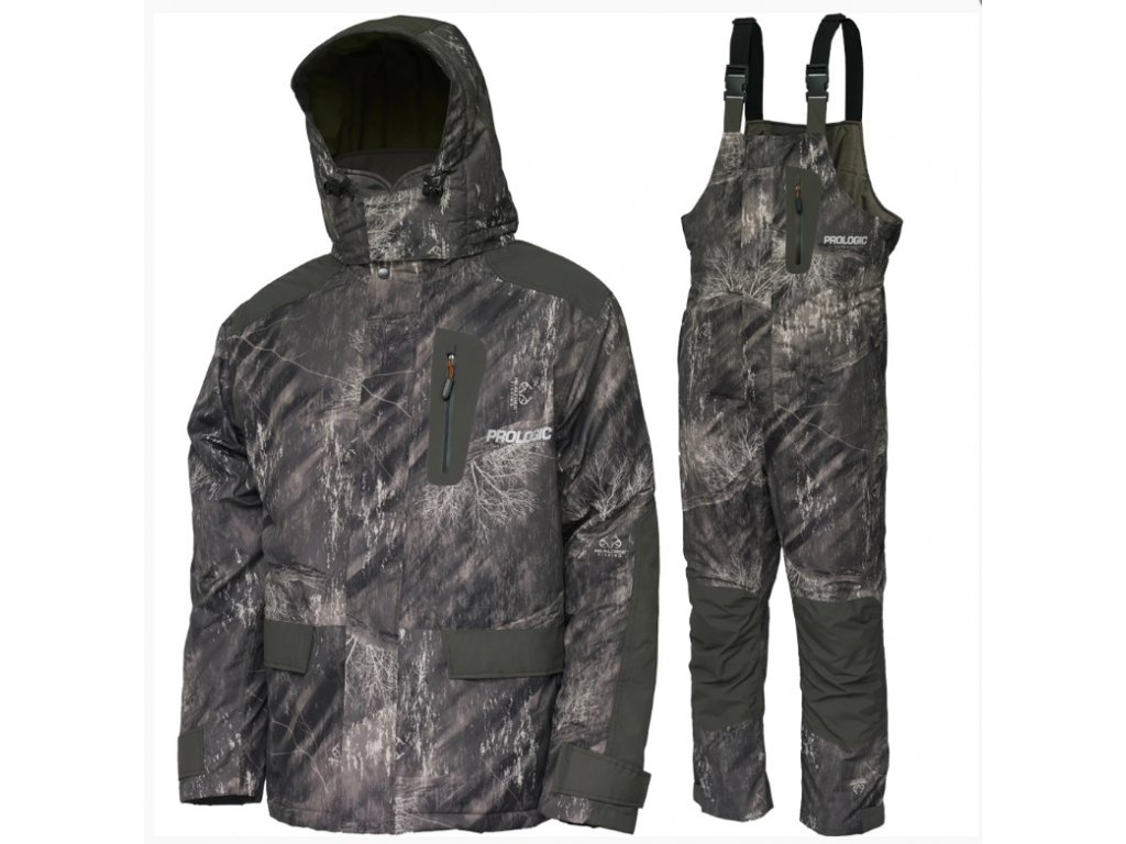 Prologic Oblek HighGrade Thermo Suit RealTree vel. XL