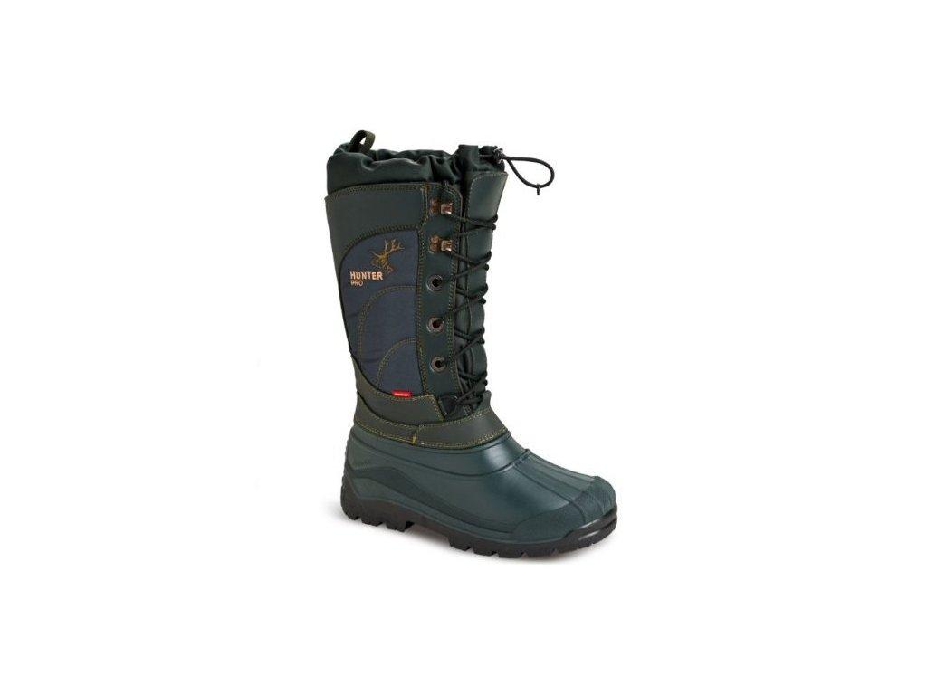 Demar Pánské boty HUNTER PRO 3811 zelená vel. 44