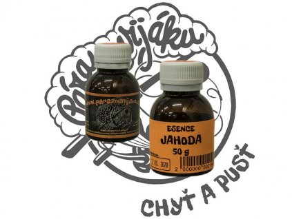Esence Jahoda - 50 g, sladké