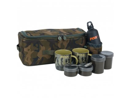 Fox Pouzdro Camolite Brew Kit Bag