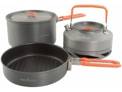 Fox Nádobí Cookware 3pc Set Medium