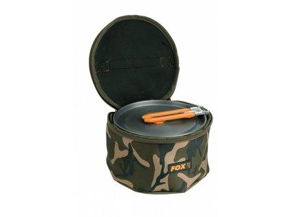 Fox Pouzdro Na Nádobí Camo Cookset Bag