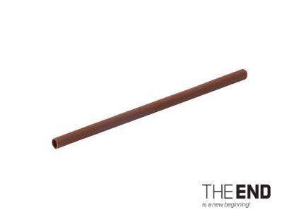 Delphin Smršťovací bužírka THE END / 50ks - 1,6 x 43mm