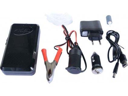 SPORTS Vzduchovací motorek AA Batterie, USB, auto adapter / 230V