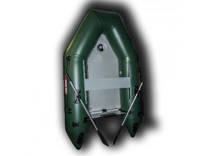 BOAT007 Nafukovací člun K270 KIB šedý