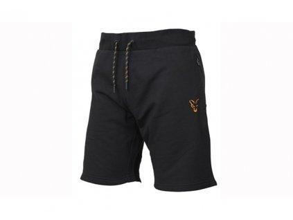 Fox Kraťasy Collection Orange & Black Lightweight Shorts - vel. M