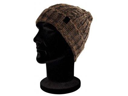 Fox Čepice Camo Black Knit Beanie