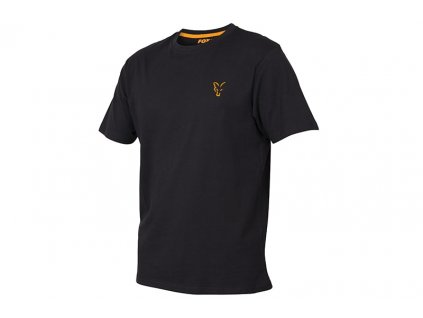Fox Triko Collection Orange & Black - vel. L