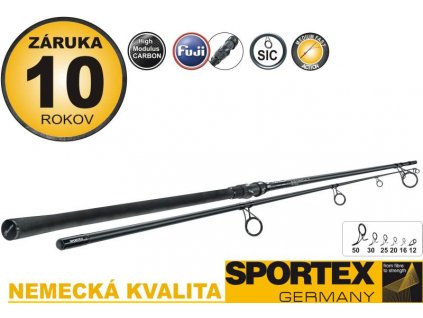SPORTEX Catapult Spod Dvoudílný - 395cm, 5,5lbs, tr. délka 203cm