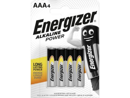 Baterie Energizer Alkaline Power Summer 4pack AAA