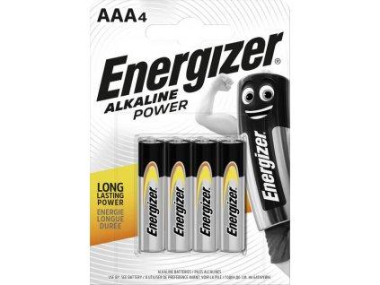 Energizer Baterie  Alkaline Power Summer 4pack AAA