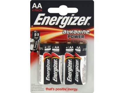 Baterie Energizer Alkaline Power Summer 4pack AA