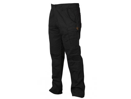 Fox Kalhoty Collection Black & Orange Combat Trousers  vel. L