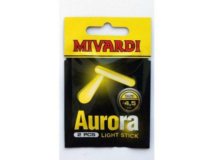 MIVARDI Chemická světýlka Mivardi Aurora 4,5 mm