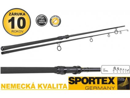 SPORTEX Advancer Carp Spod  3,96m 5,50lbs 2díl