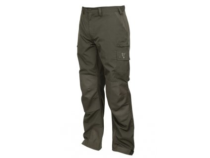 Fox Kalhoty Collection HD Green Trouser vel. S