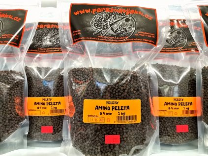 Pelety Amino 1kg pr.4 mm