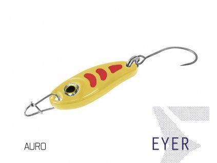 Delphin Plandavka Eyer 3g AURO Hook #8