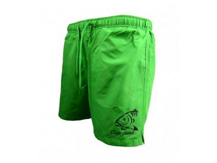 R-spekt Koupací šortky Carp Friend green vel. M