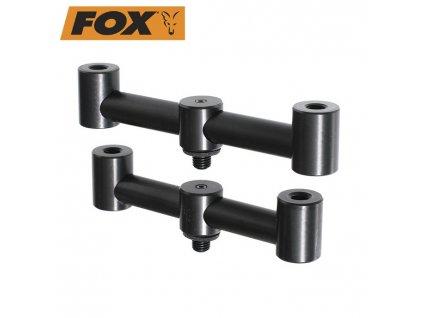 Fox hrazda na 2 pruty black label fixed buzz bars 2ks