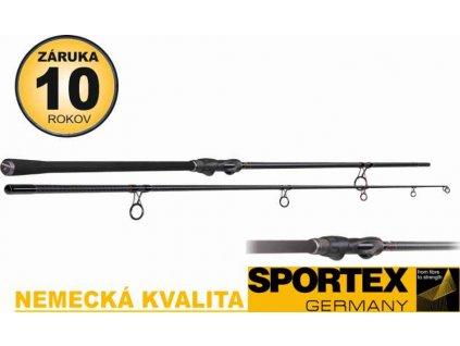 Sportex Invictus Carp 3,66 m 3,50 lb 2 díly