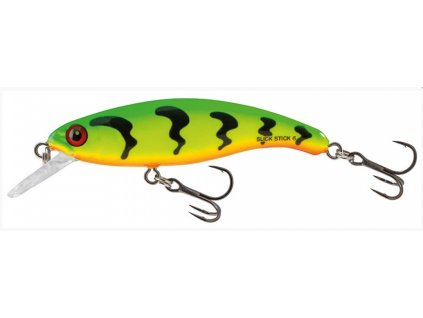 Salmo Wobler Slick Stick Floating Green Tiger 6cm 3g