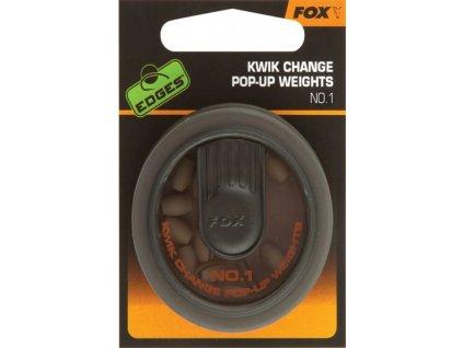 Fox Rychlovýměnné závažíčka Kwik Change Pop-up Weights č.1